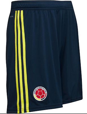 "Adidas Climacool Colombia South America Football Sports Shorts S 30"" W Bnwt"