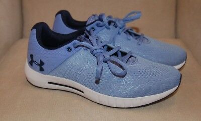 New Under Armour Womens Micro G Pursuit Running Shoes Trainers Sneakers 9 M b9f73e7bc