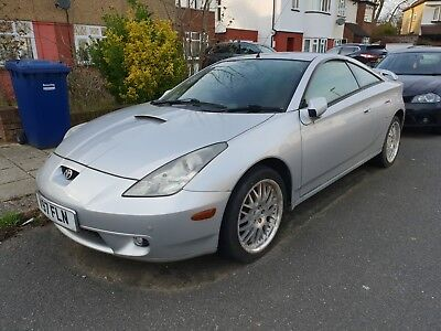 TOYOTA CELICA 1.8 VVTi 140 VVTLi 190 BHP REAR LEFT LH SIDE HAND BRAKE CABLE