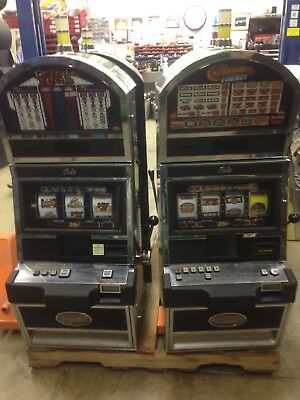 Pallet Of 4 Bally Alpha SLOT MACHINES