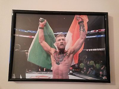 Conor McGregor  UFC/FIGHT/BOXING A3 260gsm Framed Picture