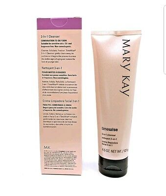 Mary Kay TimeWise 3-In-1-Cleanser Combination to Oily 026941