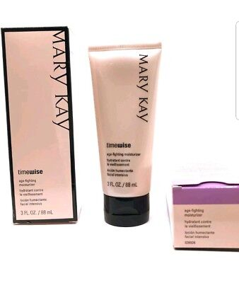 Mary Kay Timewise Age-Fighting Moisturizer Combination To Oily Skin 3 FL.OZ.