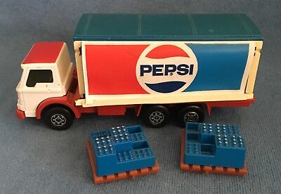 Pepsi Cola Die-Cast Matchbox Super Kings K-40 Ford D Series 1979