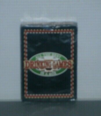 DCGP1 Drinking Games Pack of Playing Cards