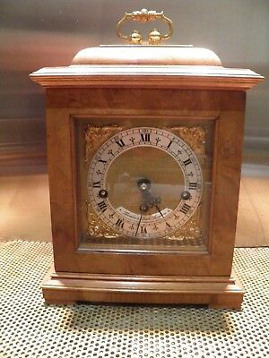 Quality Mantle Clock Thwaites & Reed