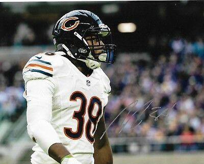 69f63799d ADRIAN AMOS AUTOGRAPHED/SIGNED Jersey JSA COA Chicago Bears - $75.00 ...