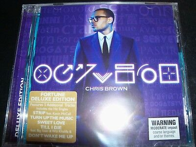 Chris Brown Fortune – Deluxe Edition (Australia) CD - New