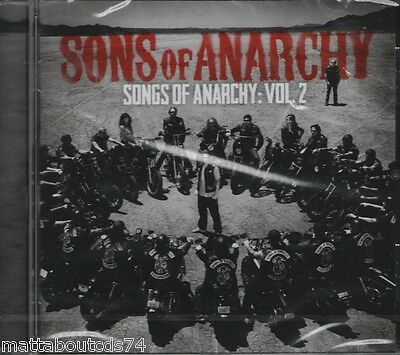 Songs Of Anarchy - Music From Sons Of Anarchy: Volume 2    *new 2012 Cd Album*