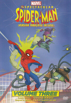 The Spectacular Spider-Man: Vol - 3 (Bilingual New DVD