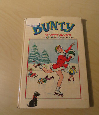 Bunty The Book For Girls - 1961 Annual - The 2nd Annual - Vintage Book