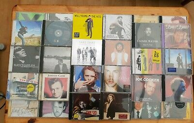 jobs lot 87 music cds male albums