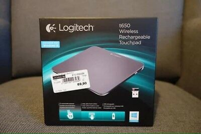 Touchpad Logitech T650 Graphite