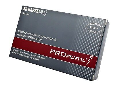 Profertil For Men 60 Capsule