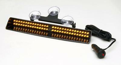 Whelen Woodway Slim Miser amber LED flashing amber windscreen dash warning light