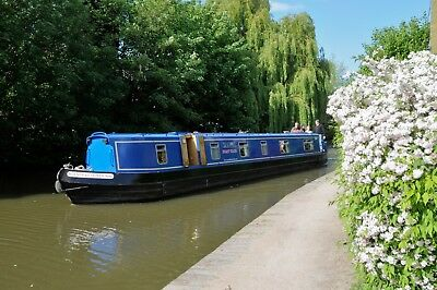Canal Narrow Boat Holiday on EASY DOES IT 18 Aug 19 7 Nts 6 Berth Alvechurch
