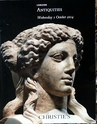 Christies Antiquities London 10/1/14 Sale Code 1561- Hj 2