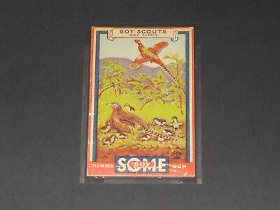 1933 R142 Goudey Some Boy (Boy Scouts), #8, VERY NICE CARD!!!