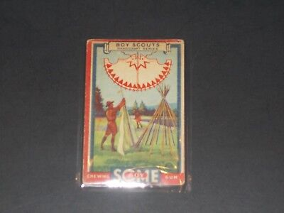 1933 R142 Goudey Some Boy (Boy Scouts), #18, VERY NICE CARD!!!