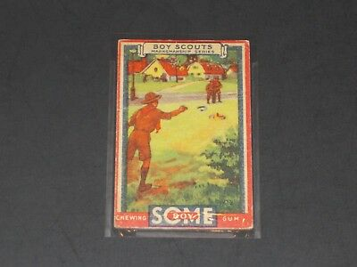 1933 R142 Goudey Some Boy (Boy Scouts), #45, VERY NICE CARD!!!
