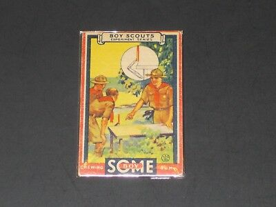 1933 R142 Goudey Some Boy (Boy Scouts), #47, VERY NICE CARD!!!