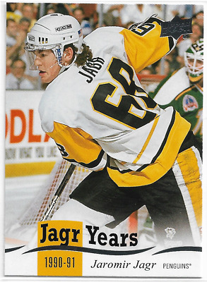 2018-19 Upper Deck Series 1 Jaromir Jagr Years Inserts - Pick From List