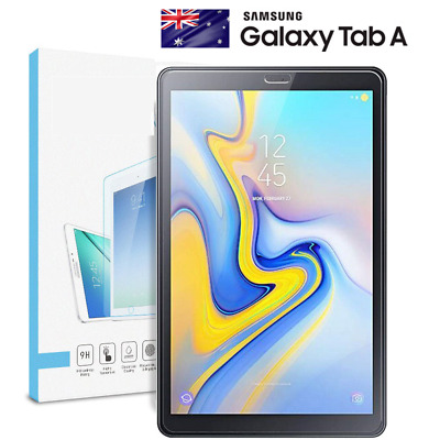 """Tempered Glass Screen Protector SAMSUNG TABLET TAB A 10.1 10.5 7"""" TAB A 8""""/2017"""