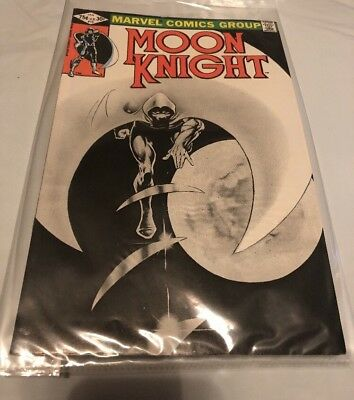 Moon Knight 15 (1981)  CLASSIC COVER!!!  GORGEOUS  COPY Great Shape Nice Copy
