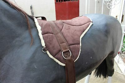 Bareback Pad with Girth and Stirrup PROMOTIONAL OFFER FOR 2 WEEKS ONLY