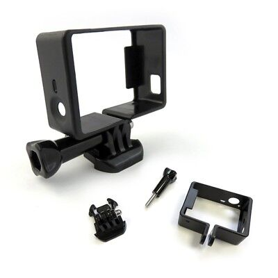 Standard Border Frame Mount Protect Fine Housing Case for GoPro Hero 3 3+4