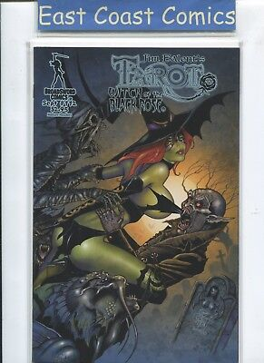 Tarot Witch Of The Black Roe #112 Cover A - Broadsword
