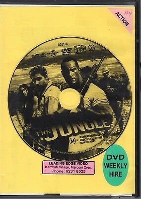 DVD - Welcome to The Jungle, Region 4 (Australia)