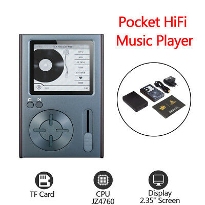 "Colorfly C10 32GB Pocket HiFi Music Player 2.35"" DSD Lossless Sound Audio Player"