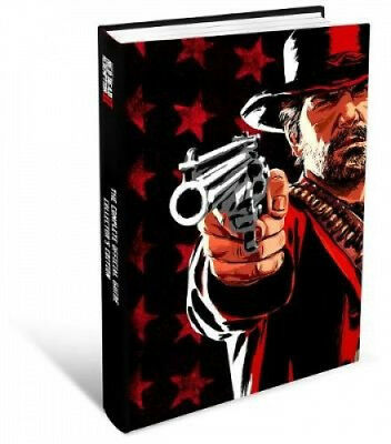 Red Dead Redemption 2 - The Complete Official Guide: Collector's Edition.