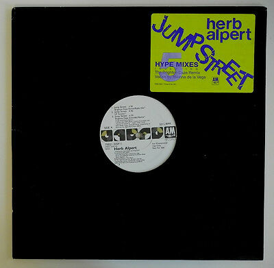 "12"" Us**herp Alpert - Jump Street (A&m Records '91 / Promo)***13142"