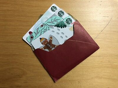 $100 Starbucks Physical Gift Card + Free Shipping.
