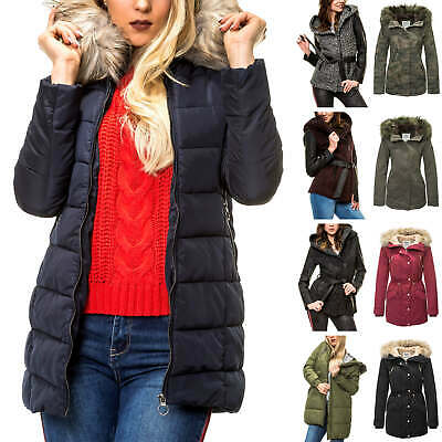Only & Vero Moda Damen Parka Winterjacke Steppjacke Mantel Style/Color Mix WOW