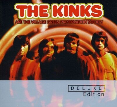 The Kinks - The Kinks Are The Village Green Preservation Society (Deluxe) CD NEW
