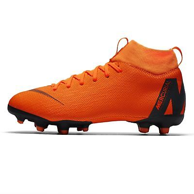 online store 5c1b7 c8ab8 NIKE MERCURIAL SUPERFLY Academy FG Football Boots Juniors Orange Soccer  Cleats - EUR 73,10  PicClick FR