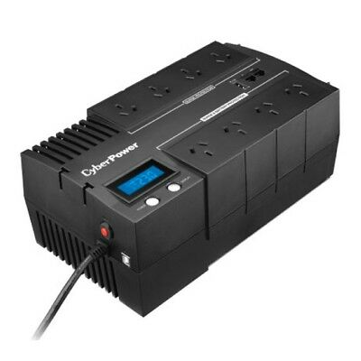 CyberPower BRIC-LCD 700VA/420W (10A) Line Interactive UPS - (BR700ELCD)-2 Yrs Wt