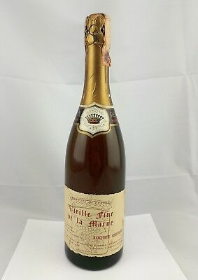 Veille Fine de la Marne, Marc, Epernay,Champagne , from the 1960's.