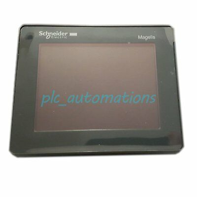 Used Schneider touch screen HMISTU655 #0H08 Tested In Good Condition