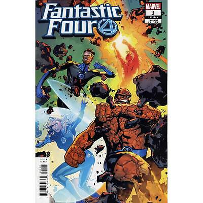 Fantastic Four #1 Marvel Comics Lupacchino 1:25 Variant NM- 9.2 or Better