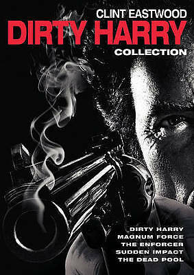 Dirty Harry Collection DVD