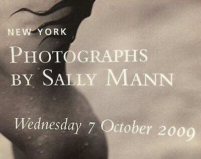RARE Sally Mann 60 Photos Christie's Auction Catalogue With Results