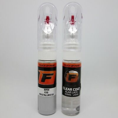 Touch up paint for      BMW   C02       | Kristallweiss |    Pen Kit Brush