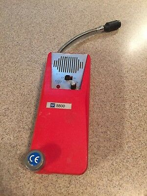 tif 8800 Combustible Gas Leak Detector (parts or repair)