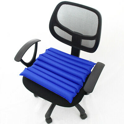 Inflatable Seat Chair Cushion Tailbone Coccyx Pressure Hemorrhoid Relief