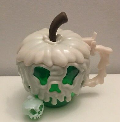 Disney Parks Halloween 2018 Evil Queen Poison Green Apple Stein and Glow Cube