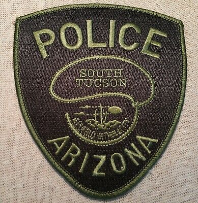 AZ South Tucson Arizona Police Patch